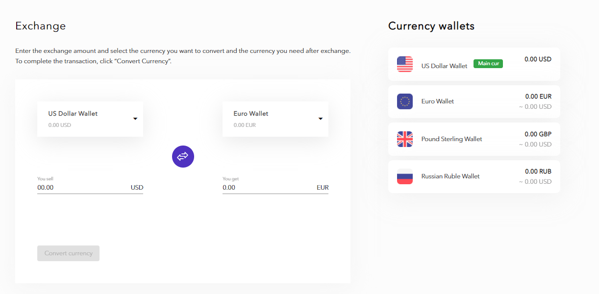 Where can I exchange currencies?